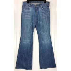 Citizen of Humanity Ingrid #002 flair jeans 8650